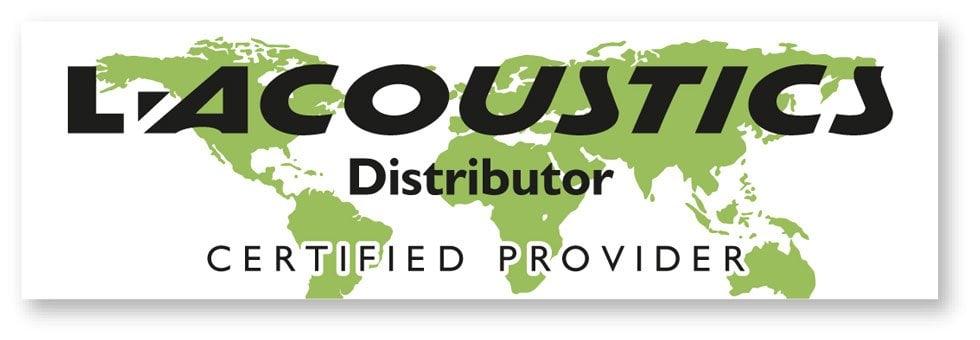 L-Acoustics Certified Distributor