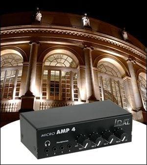 ID-AL Micro AMP 4
