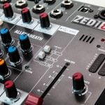 ALLEN & HEATH - QU DIGITAL MIXER : UPDATE | XLR