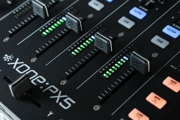 Xone:PX5 DJ Performance Mixer