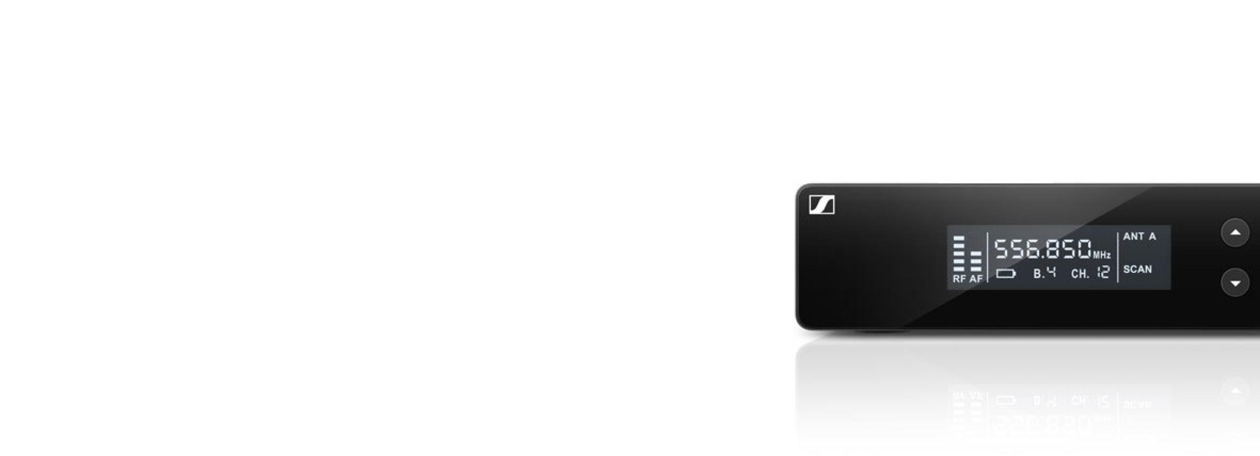Sennheiser XS Wireless 1 & 2 2