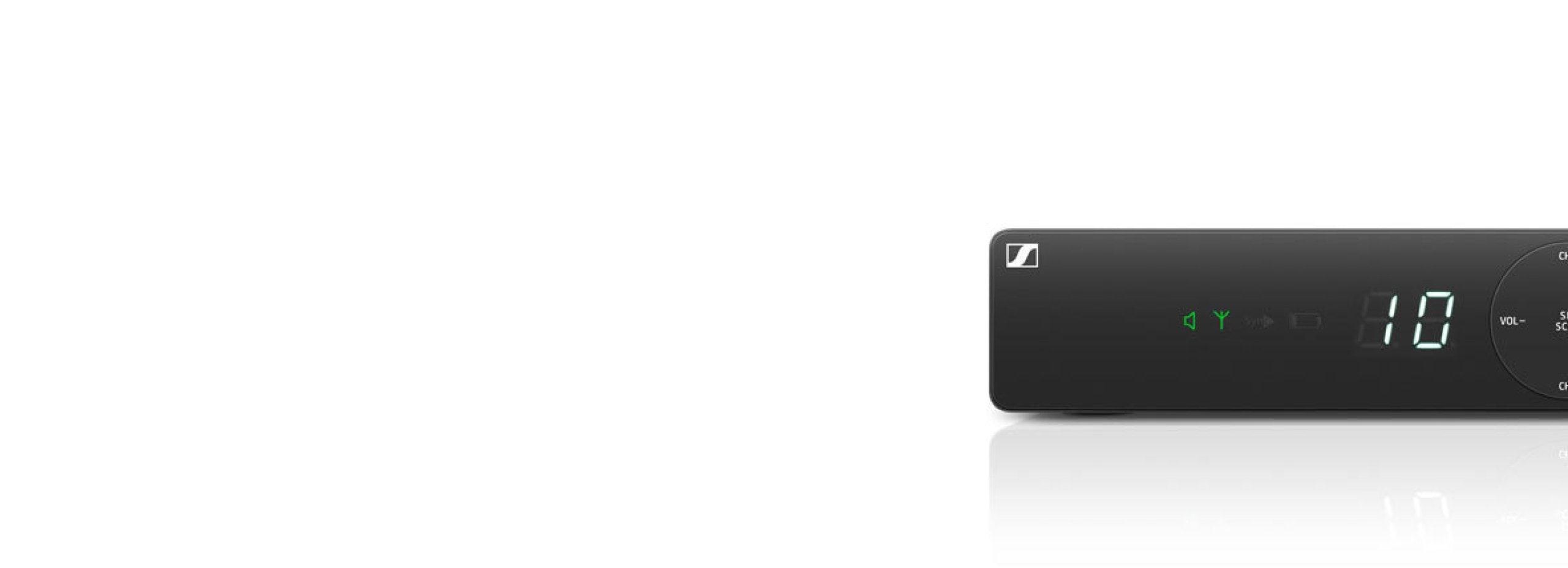 Sennheiser XS Wireless 1 & 2 1