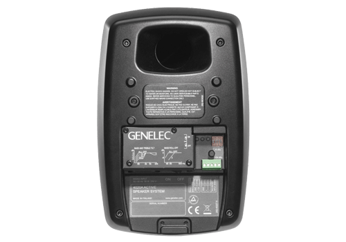 Genelec 4020BMM Rear