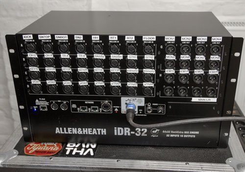 Allen & Heath Mixrack IDR-32