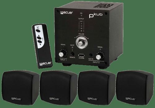 Ecler pKUB 250 Kit