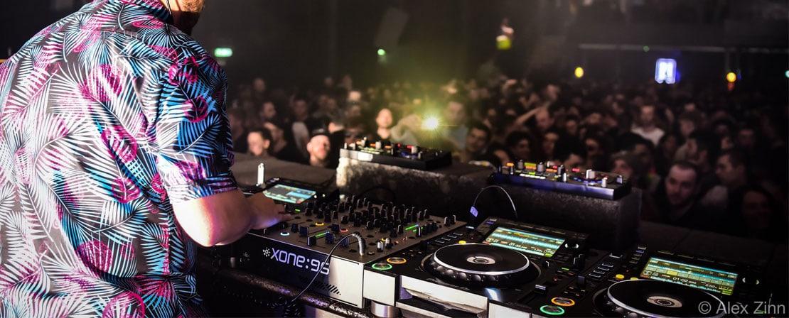 Xone:96 | Analogue DJ Mixer with dual 32-bit soundcards