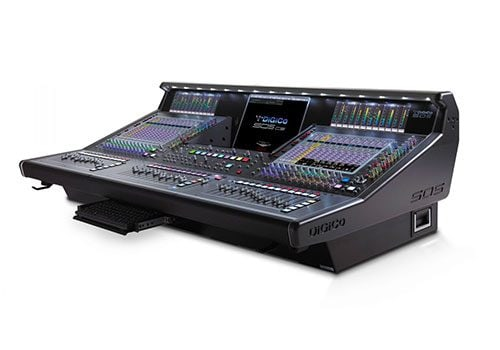 DiGiCo SD-5CS