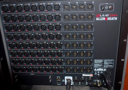 Allen & Heath dLive S7000