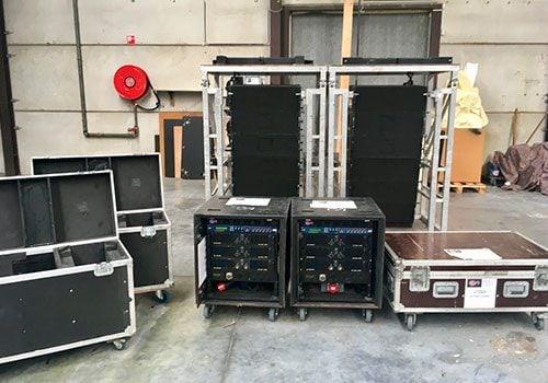 L-Acoustics dV-DOSC System