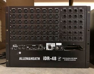 Allen & Heath iDR-48 MixRack