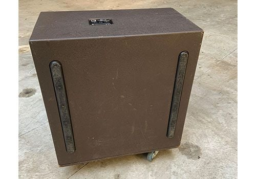 L-Acoustics SB118 with PLA + COV