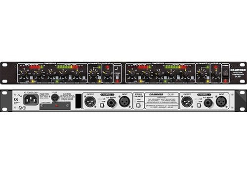 drawmer dl251 dual spectral compressor