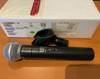 Shure ULX2-SM58 Wireless Microphone