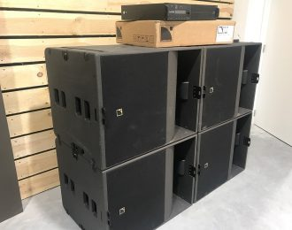 L-acoustics KS21 + LA12X