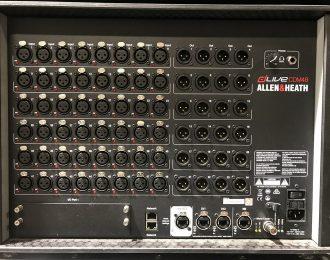 Allen & Heath dLive CDM48 MixRack