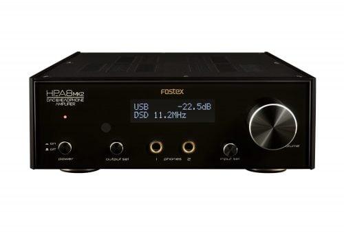 Fostex HP-A8mk2 | XLR
