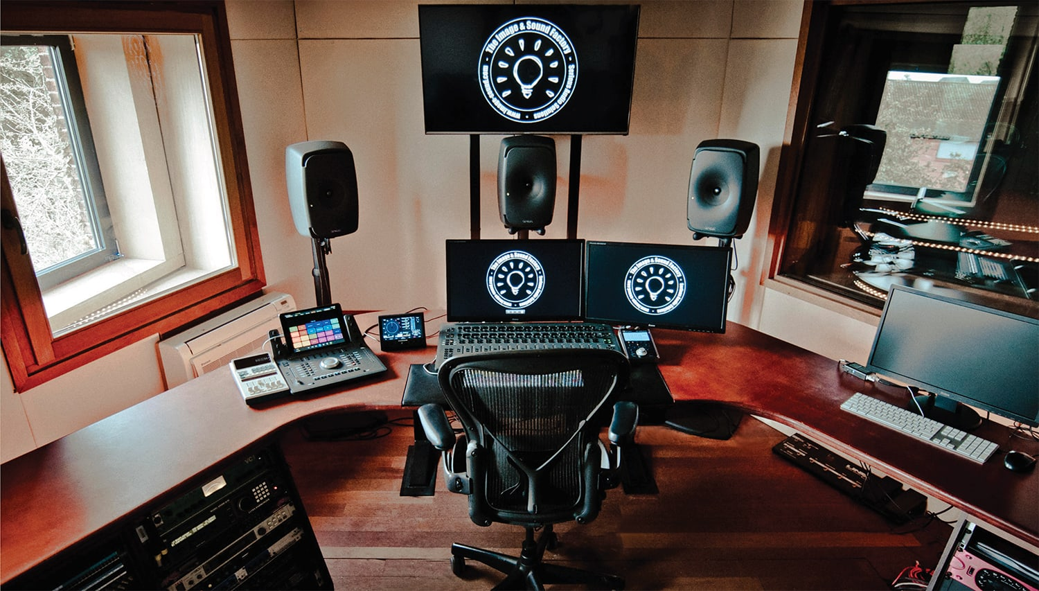 Genelec Case Study: The Image & Sound Factory 1