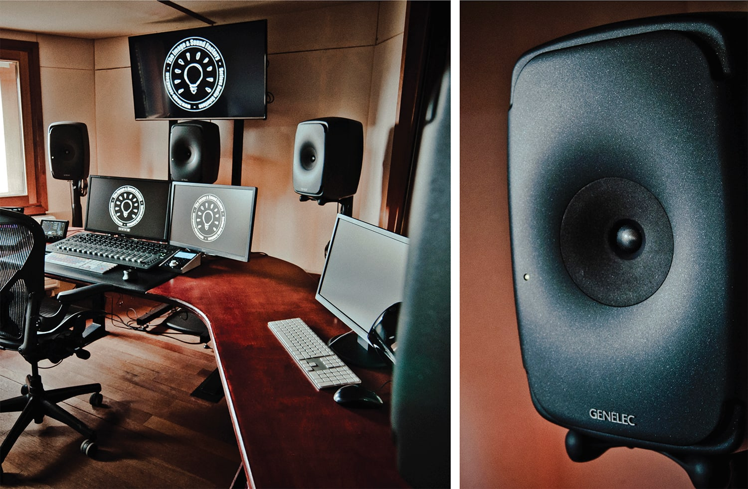 Genelec Case Study: The Image & Sound Factory | XLR