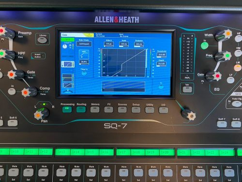 Allen & Heath SQ7