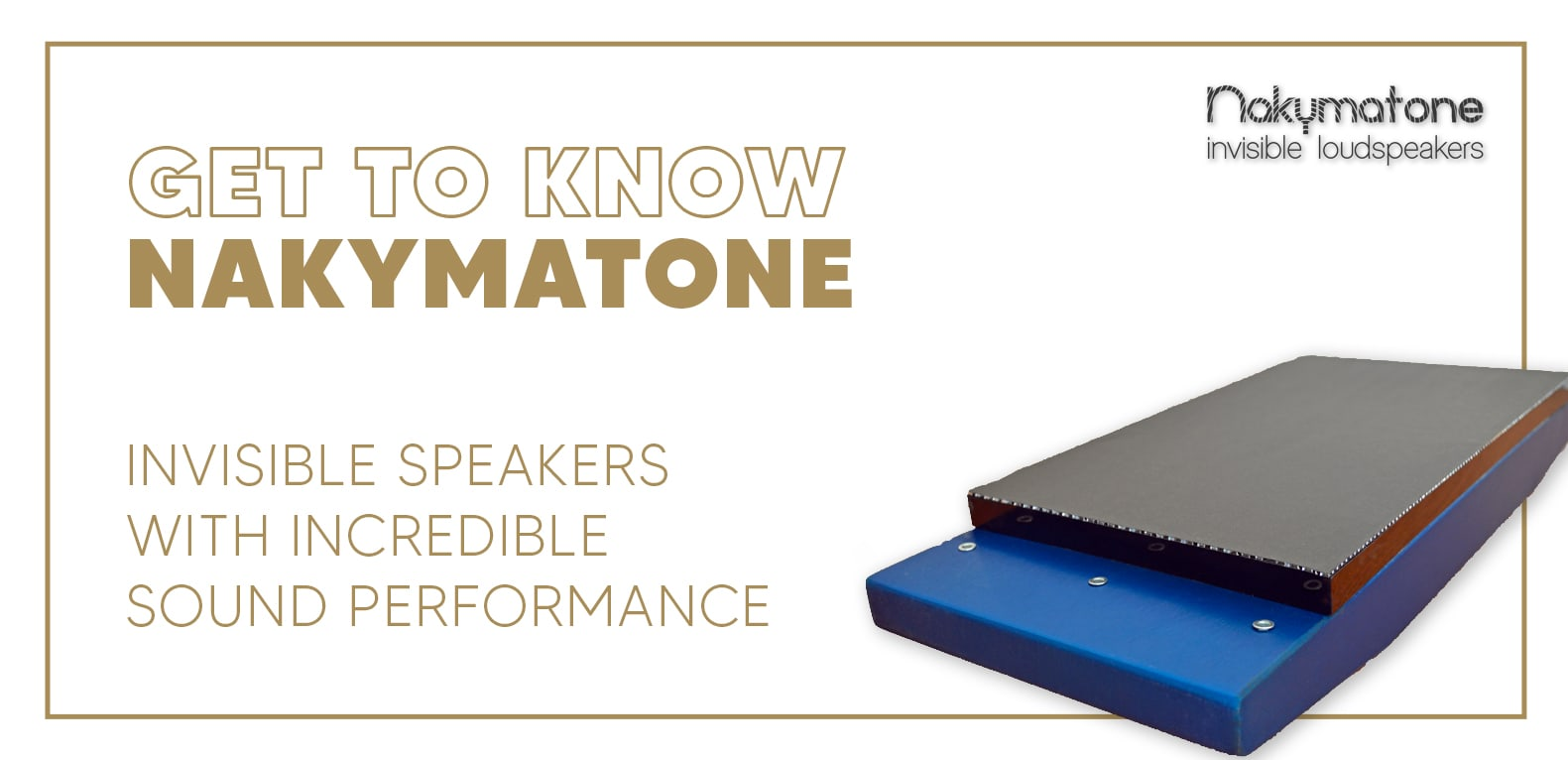Get To Know: Nakymatone 1