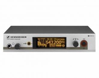 Sennheiser EM 300 G3 (Band A 516-558MHz) Microphone Receiver