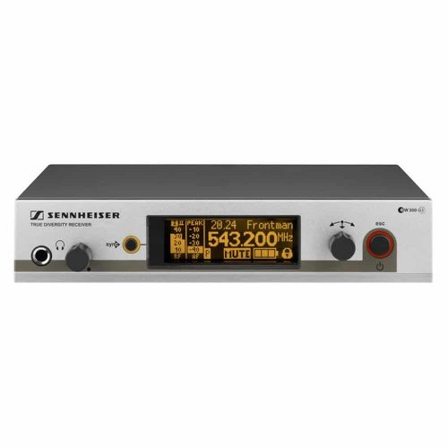 Sennheiser EM 300 G3 (Band A 516-558MHz) Microphone Receiver 1