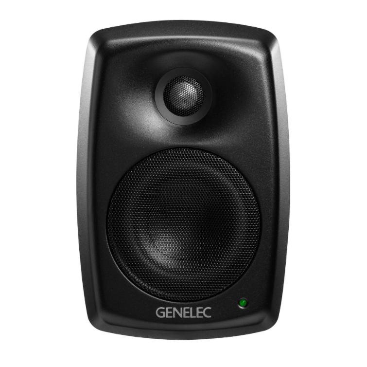 """Genelec 4020B 4"""" Two-Way Active Loudspeaker 5"""