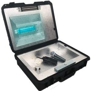 Protégez-Vous Grâce à Notre Boîte De Traitement UV-C Et Nos Stands De Désinfectant Personnalisés 2