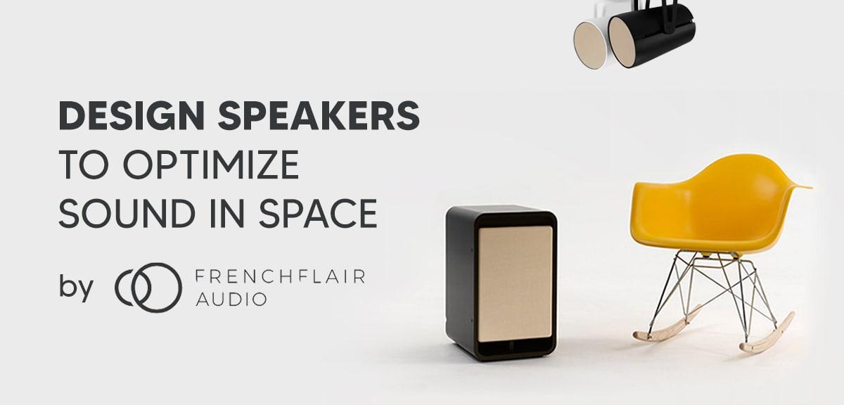 Maintenant Chez XLR : Les Enceintes Design De FrenchFlair Avec Une Performance Sonore Exceptionnelle 1