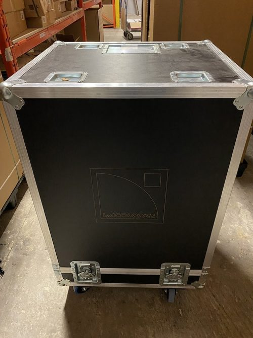 Flight case l-acoustics
