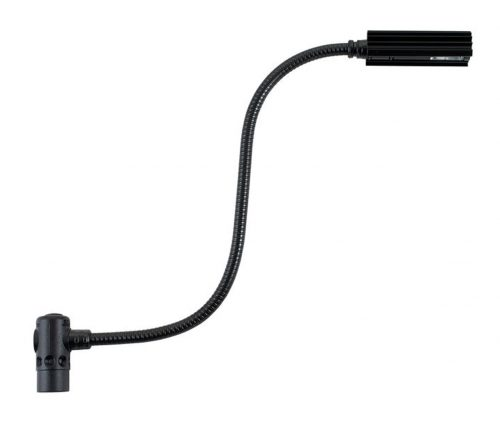 Littlite 12X-RHi-4 - Hi Intensity Gooseneck Lamp with 4-pin Right Angle XLR Connector (12-inch) 1