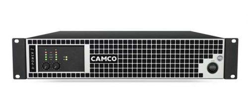 Camco D-Power 2 Amplifier | XLR