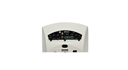 Ecler AUDEO106P Self-Powered Loudspeaker Cabinet - White 2