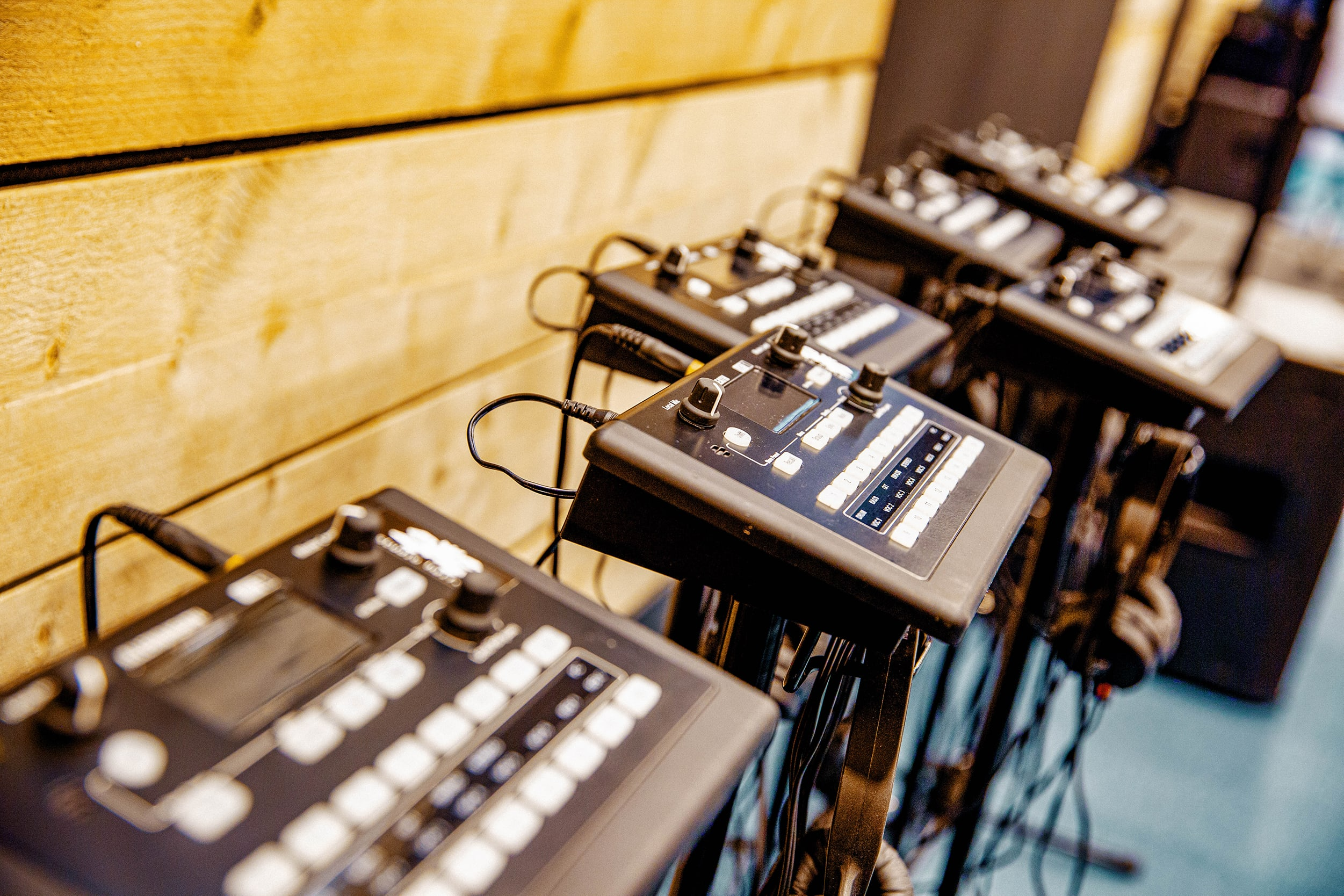 Allen & Heath Is The Primary Choice For Brand New High-End Rehearsal Studios Near Brussels 3
