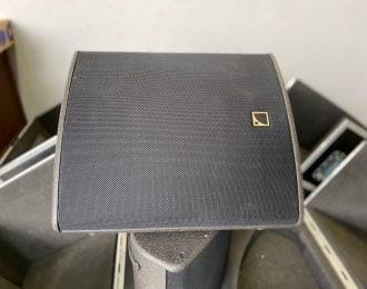 L-Acoustics X12 Set – New Color with Flightcase