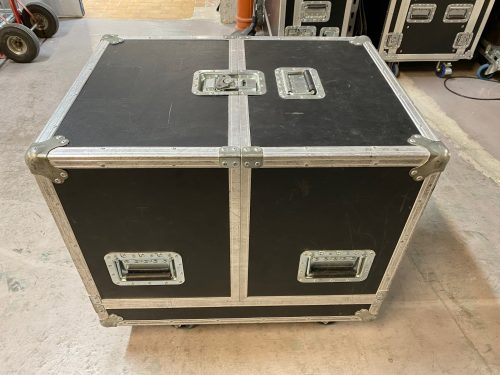 L-Acoustics X12 Set - New Color with Flightcase 3