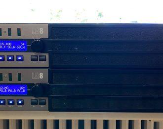 L-Acoustics LA8-R3 Amplifier (AES included)