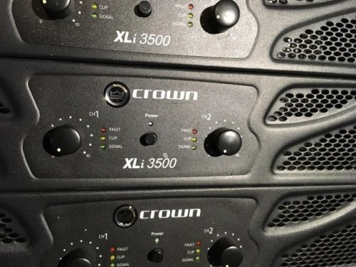 Crown XLi 3500 4