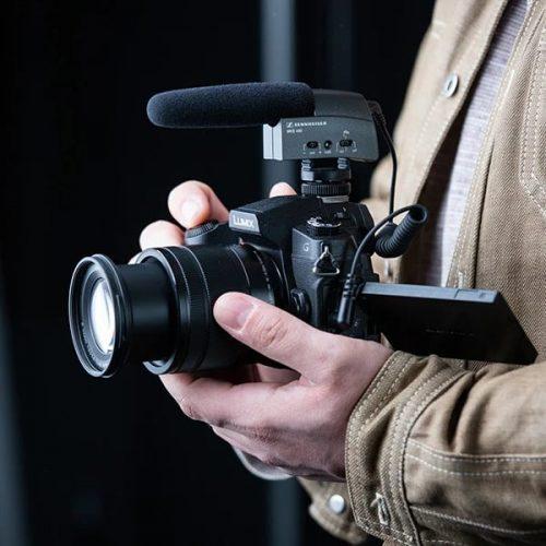 Sennheiser MKE 400 - Camera Shotgun Microphone 5